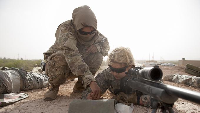 203rd Security Forces Squadron & the Close Precision Engagement Course