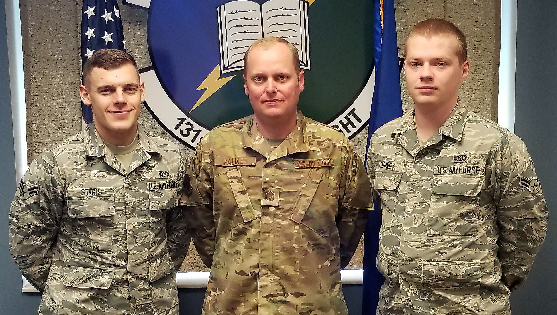 Three ANG weather members win Air Force level competition